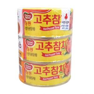 동원 쉬링크39호 고추참치(100g*3)