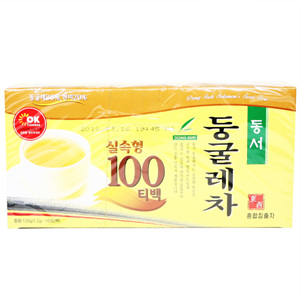 동서 둥글레차 티백(1.2g*100입)
