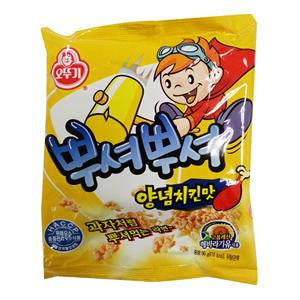 오뚜기 뿌셔뿌셔 양념치킨맛(100g)