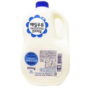 매일 ESL우유(2.3L)