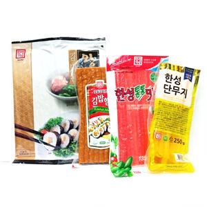 한성 김밥세트