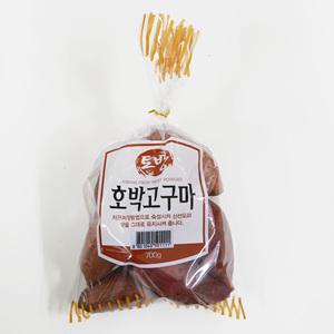 토방 호박고구마(700g/봉)