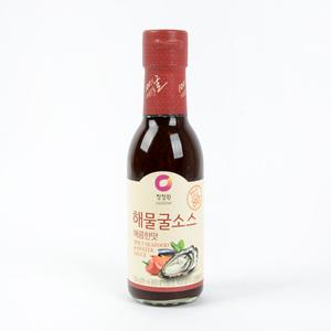 대상 청정원 매콤한 볶음요리 해물굴소스(250g)