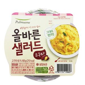 풀무원 샐러드바 고구마샐러드(145g)