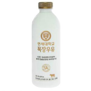 연세우유 신선한 목장우유(1L)