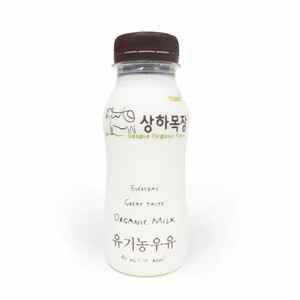 매일 상하목장 유기농우유(180ml)