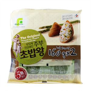 CJ 백설 주부초밥왕(160g*2)