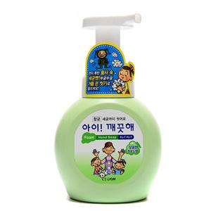 CJ아이깨끗해거품형청포도 용기(250ml)
