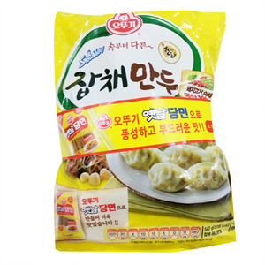 오뚜기 잡채만두(540g*2입)