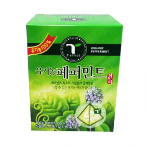 유기농 페퍼민트 허브티(12g)