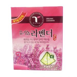 유기농 라벤더 허브티(12T)