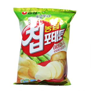 농심 칩포테토 오리지날(60g)
