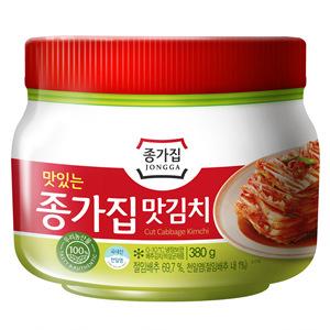 종가집 맛김치 PET(380g)