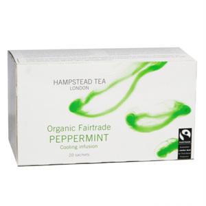 햄스테드 유기농 티 페퍼민트(20T)