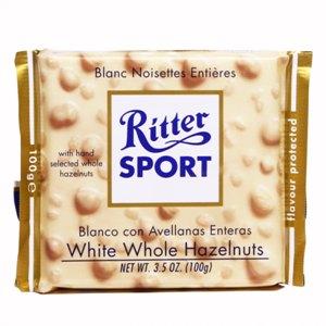 리터 화이트 헤즐넛 초콜릿(100g)