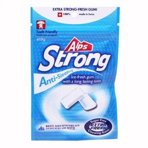 알프스 스트롱 껌(19g)