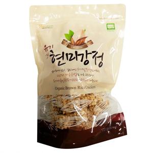 유기농 현미강정(170g)