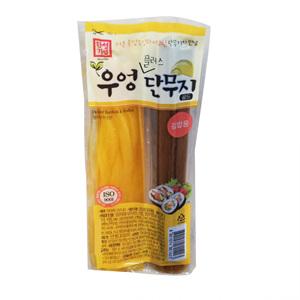 한성 우엉플러스 단무지_김밥용(200g)