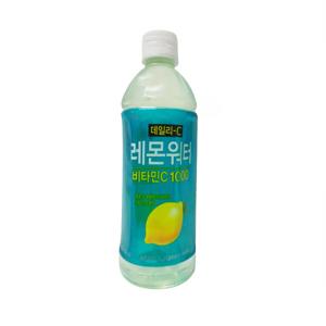 롯데 데일리C 레몬워터(500ml)