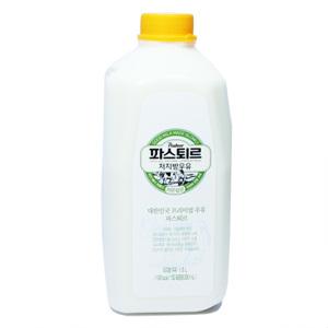 파스퇴르 저지방 우유(1.8L)