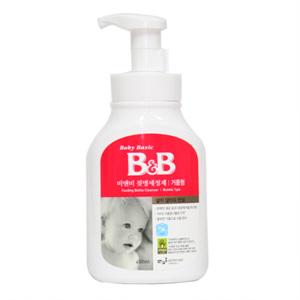보령 B&B 젖병세정제 거품형(450ml)