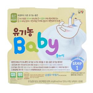 남양 떠먹는 불가리스 baby 1단계(85g*4입)