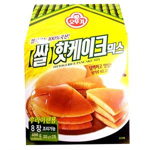 오뚜기 쌀 핫케이크 믹스(400g)