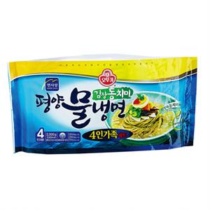 오뚜기 평양물냉면 가족세트(4인분)