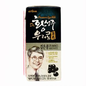 황성주 검은콩 두유(190ml)