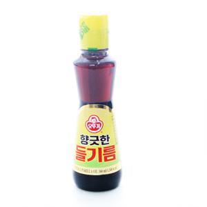 오뚜기 고소한 들기름(160ml)