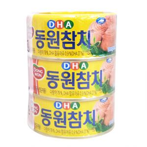 동원 DHA참치(150g*3입)