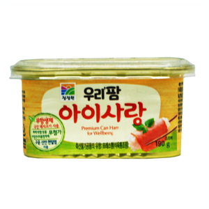대상 청정원 우리팜 아이사랑(190g)