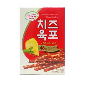 서울 치즈육포(60g)