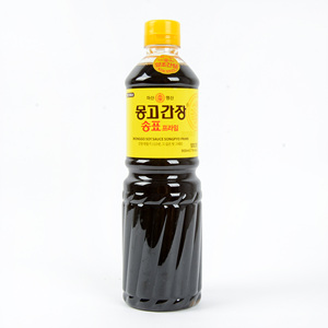 몽고식품 송표 프라임 간장(900ml)