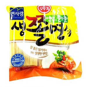 오뚜기 생쫄면 사리(800g)