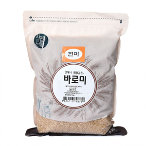 바로미 안성 현미(2kg)