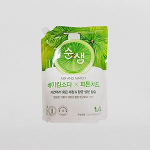 애경 순샘 리얼 허브녹차R(1.3kg)