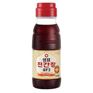 샘표 금F-3 간장(150ml)