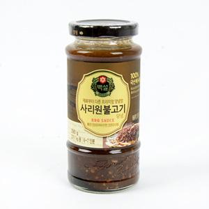 CJ 백설 사리원 불고기양념(290g)