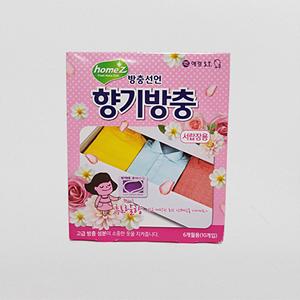 애경 홈즈 향기방충 서랍장용 후로랄향(10입)