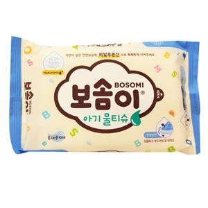 대한 깨끗한나라 보솜이 베이비물티슈(10매)