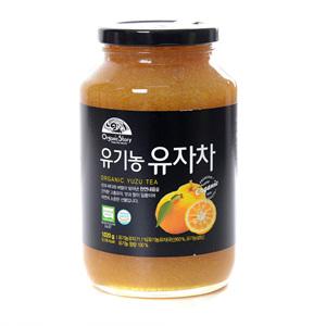 유기농 유자차(1kg)