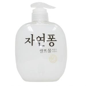 LG 자연퐁 쌀뜨물로 설거지하기(500g)