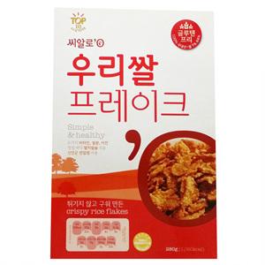 씨알로 우리쌀 프레이크(280g)