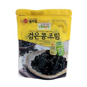 종가집 검은콩조림(100g)