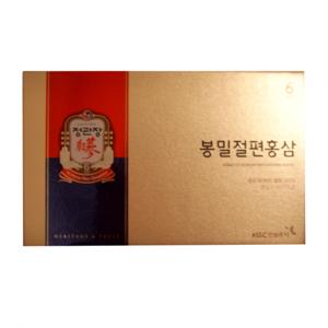정관장 봉밀절편홍삼(20g*6갑)