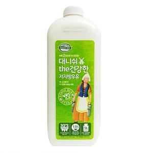 대니쉬 The 건강한 저지방우유(1.8L)