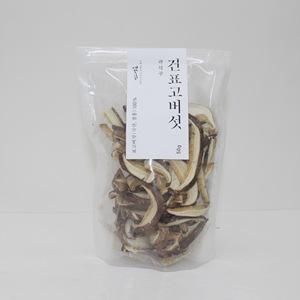 곽석주 자른표고버섯(40g*2)
