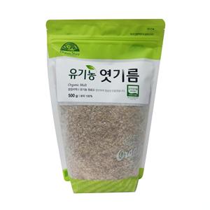 오가닉스토리 유기농 엿기름(500g)