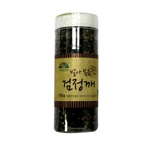 오가닉스토리 발아 볶음 검정깨(110g)